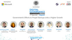 Session- Government's efforts to propel startups onto a higher growth