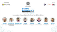 Session- Leveraging Technologies for Smart and Safe Cities