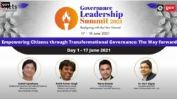 Empowering Citizens through Transformational Governance The Way forward